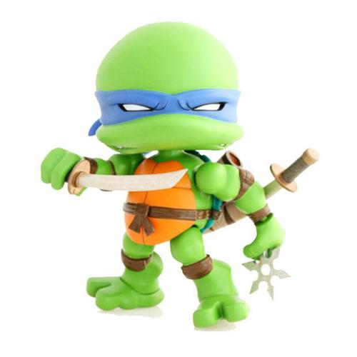 Teenage Mutant Ninja Turtles Action Vinyl Figure Leonardo Regular