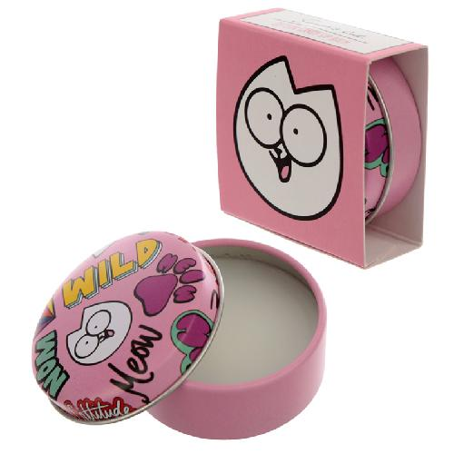 Simon's Cat Lip Balm in a Tin