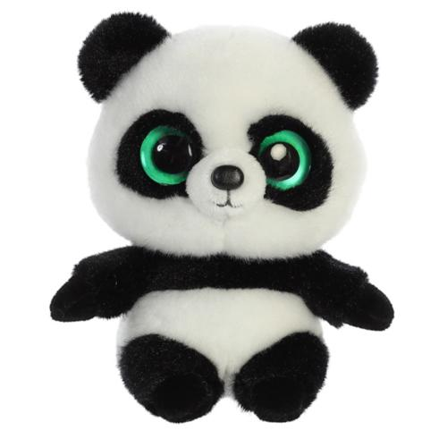 Ring Ring Panda Plush Toy