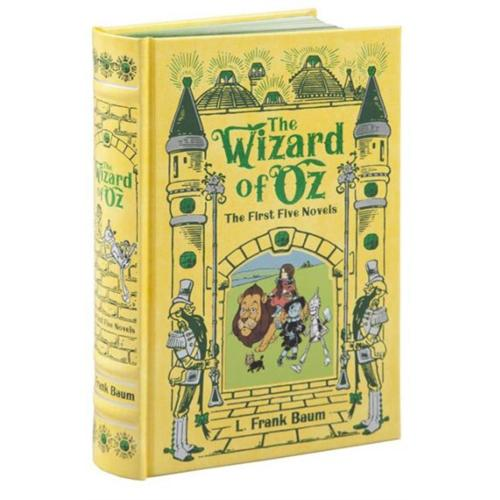 The Wizard of Oz by L. Frank Baum (Barnes & Noble Collectible Classics: Omnibus Edition) : The First Five Novels
