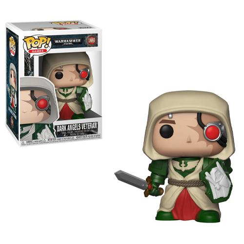 Warhammer 40K POP! Games Vinyl Figure Dark Angels Veteran