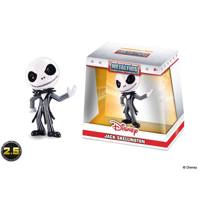 Disney Metalfigs Diecast Mini Figure Jack Skellington