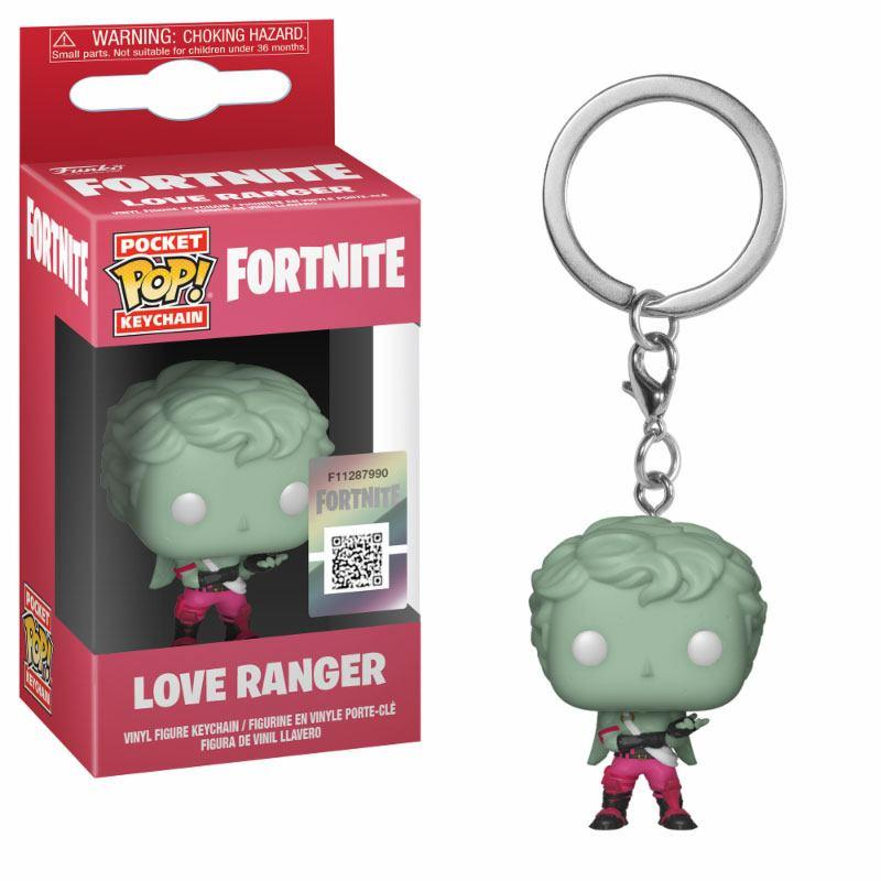 Fortnite Pocket POP! Vinyl Keychain Love Ranger