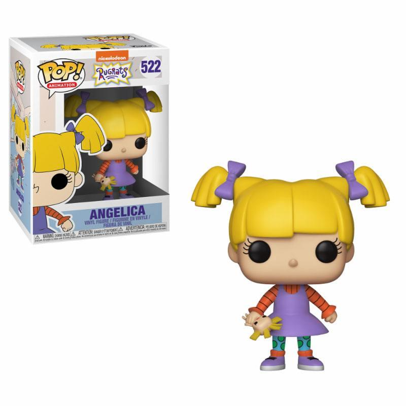 Rugrats POP! Animation Vinyl Figure Angelica
