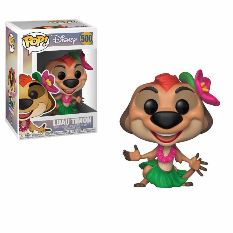 The Lion King POP! Disney Vinyl Figure Luau Timon