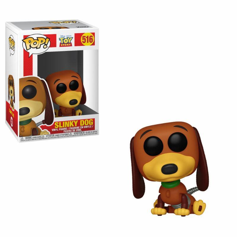 Toy Story POP! Disney Vinyl Figure Slinky Dog
