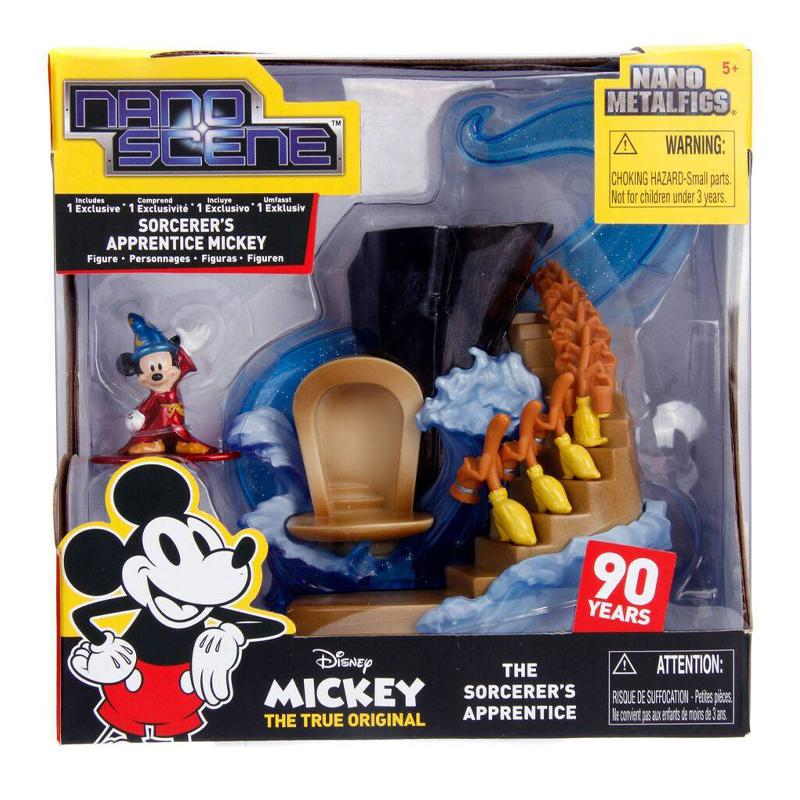 Disney Nano Metalfigs Mickey Mouse The Sorcerer's Apprentice