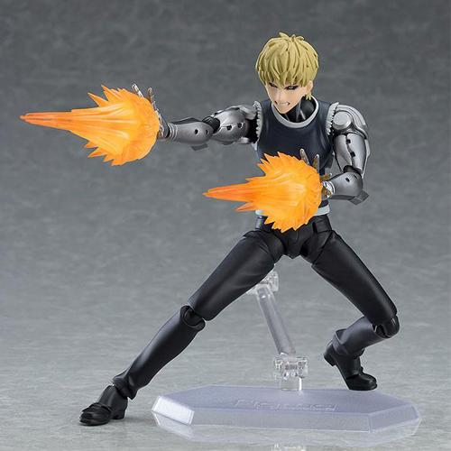 Genos Figma Action Figure One Punch Man
