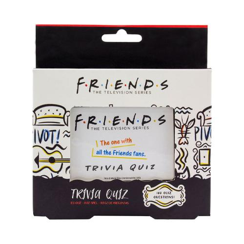 Friends Card Game Trivia Quiz 2nd Edition