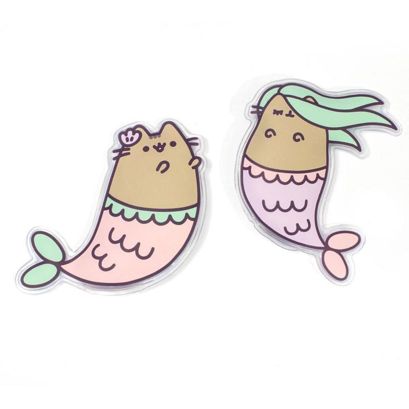 Pusheen Hand Warmers 2-Pack Mermaid
