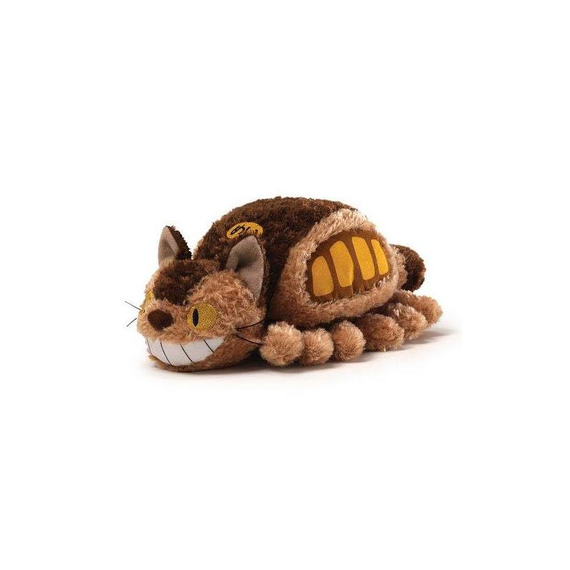 Studio Ghibli Plush Figure Little Fluffy Cat Bus
