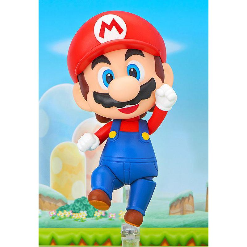 Super Mario Bros. Nendoroid Action Figure Mario