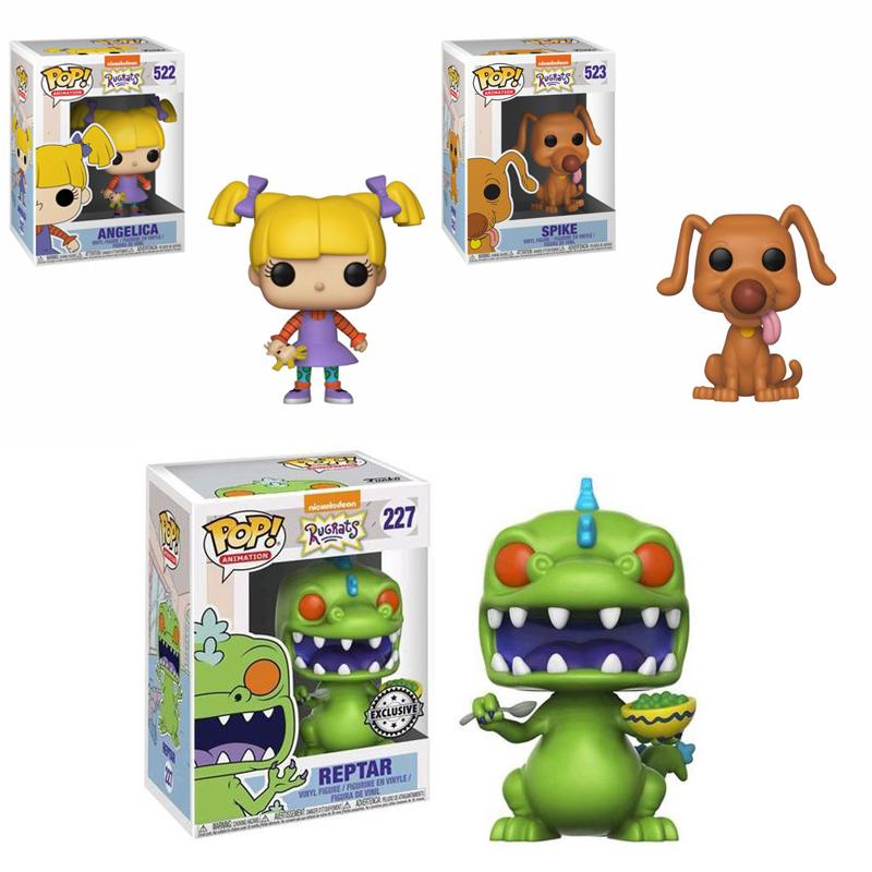 Rugrats POP! Animation Vinyl Figures Bundle