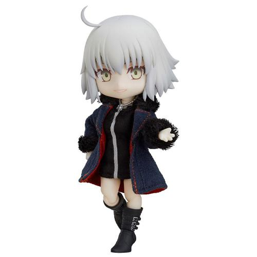 Fate/Grand Order Nendoroid Doll Action Figure Avenger/Jeanne d'Arc (Alter) Shinjuku Ver.