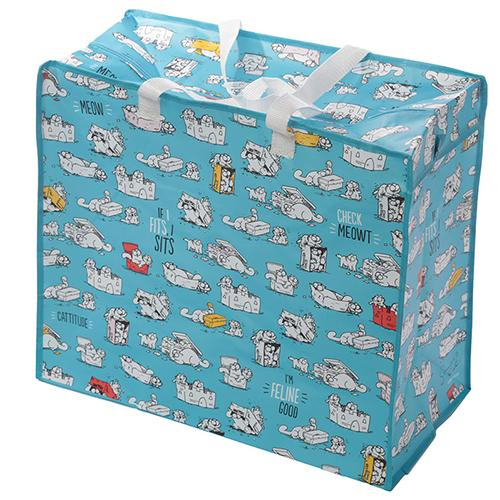 Simon's Cat Laundry and Storage Bag