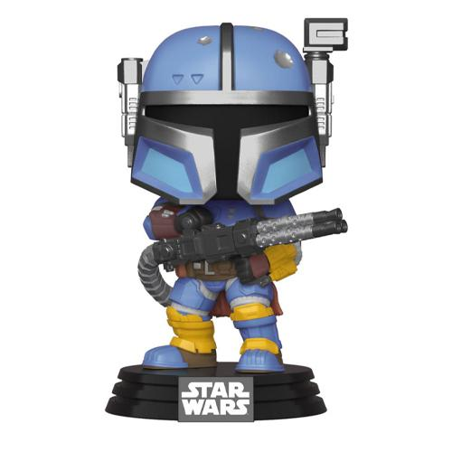Star Wars The Mandalorian POP! TV Vinyl Figure Heavy Infantry Mandalorian