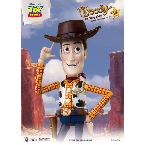 Toy Story Dynamic 8ction Heroes Action Figure Woody