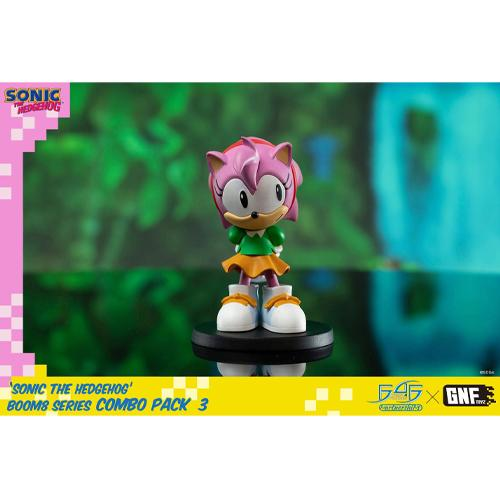Sonic The Hedgehog BOOM8 Series PVC Figure Vol. 05 Amy