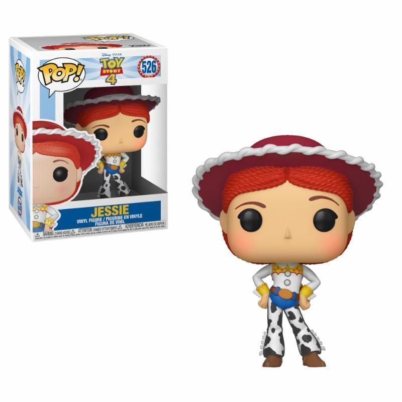 Toy Story 4 POP! Disney Vinyl Figure Jessie