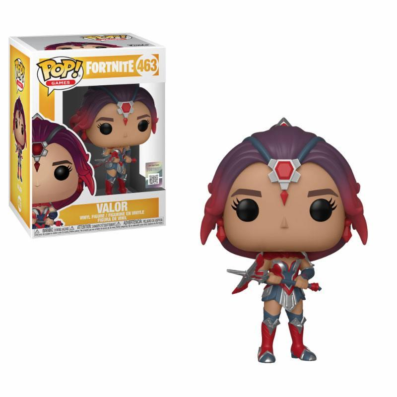 Fortnite POP! Games Vinyl Figure Valor