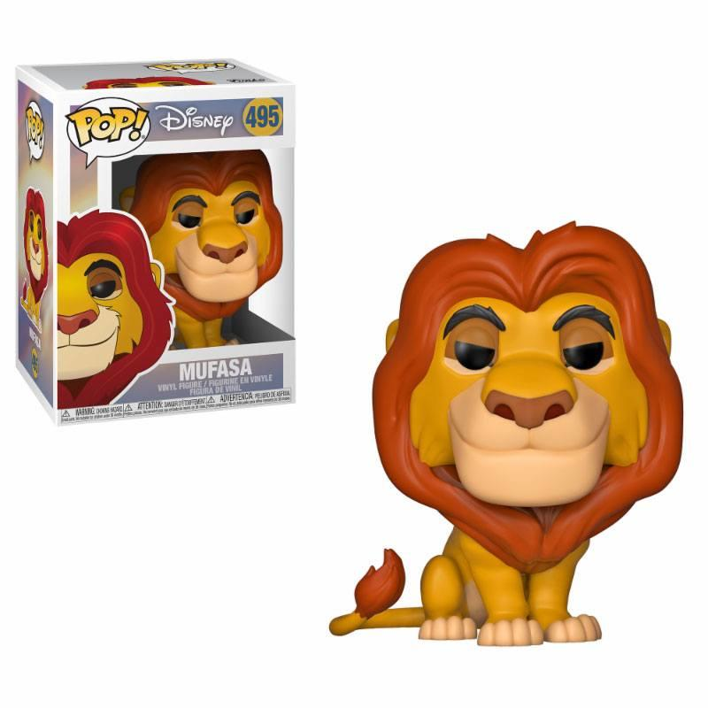 The Lion King POP! Disney Vinyl Figure Mufasa