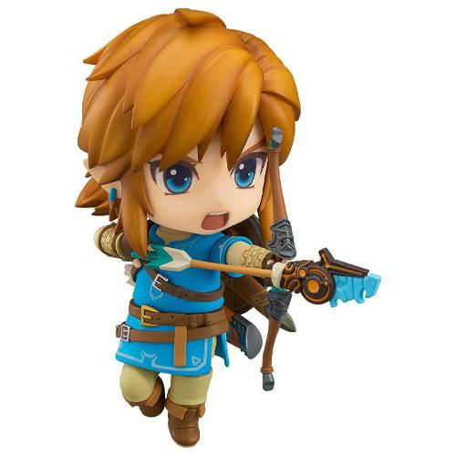 The Legend of Zelda: Breath of the Wild Link Nendoroid