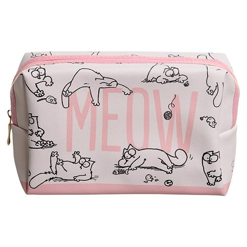 Simon's Cat Make-up/Wash Bag