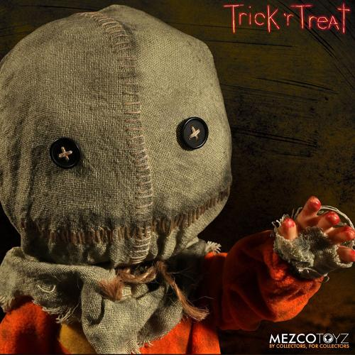 Trick 'r Treat Mega Scale Action Figure Sam