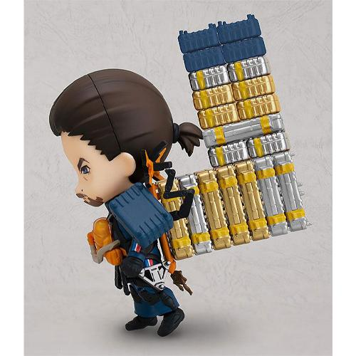 Sam Porter Bridges Great Deliverer Ver. Nendoroid Action Figure Death Stranding