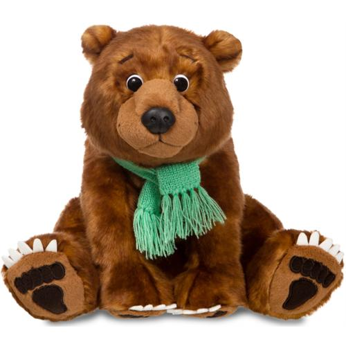 We're Going on a Bear Hunt Bear Plush Toy
