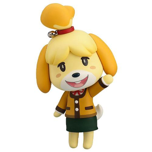 Shizue/Isabelle Winter Ver. Nendoroid Action Figure Animal Crossing New Leaf