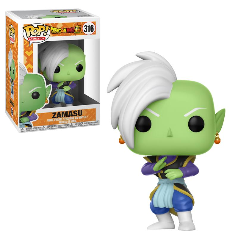 Pop! Animation: Dragonball Super - Zamasu