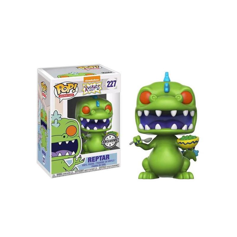 Pop! Animation: Rugrats - Reptar with Cereal