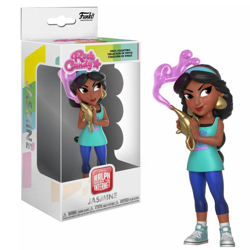 Ralph Breaks the Internet Rock Candy Vinyl Figure Jasmine
