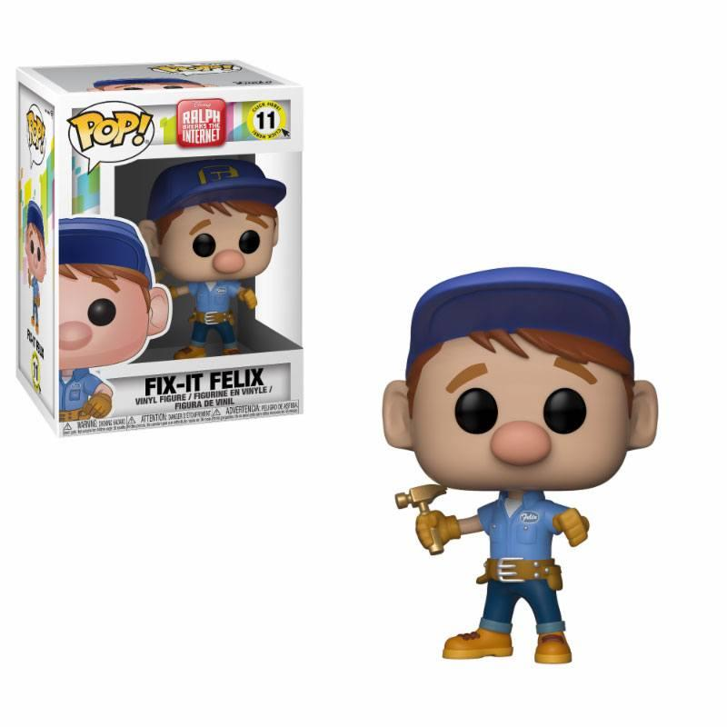 Wreck-It Ralph 2 POP! Movies Vinyl Figure Fix-It Felix