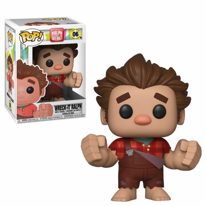 Wreck-It Ralph 2 POP! Movies Vinyl Figure Wreck-It Ralph
