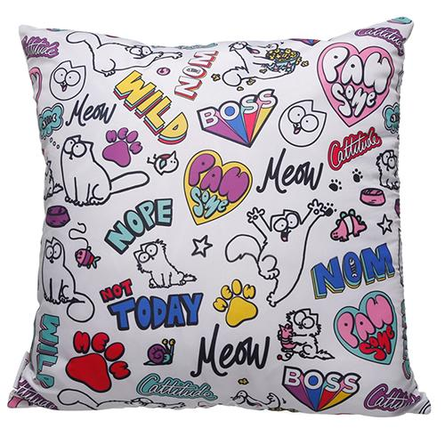 Simon's Cat Cushion with Insert