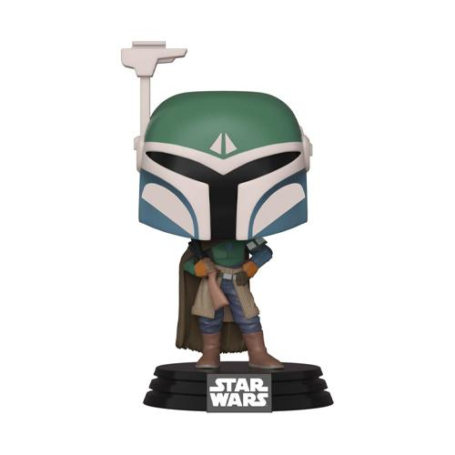 Star Wars The Mandalorian POP! TV Vinyl Figure Covert Mandalorian