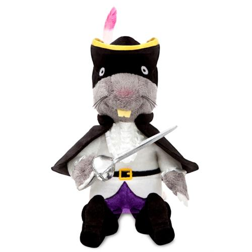 The Highway Rat Plush Toy