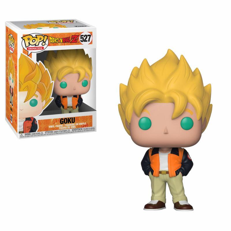 Dragonball Z POP! Animation Vinyl Figure Casual Goku