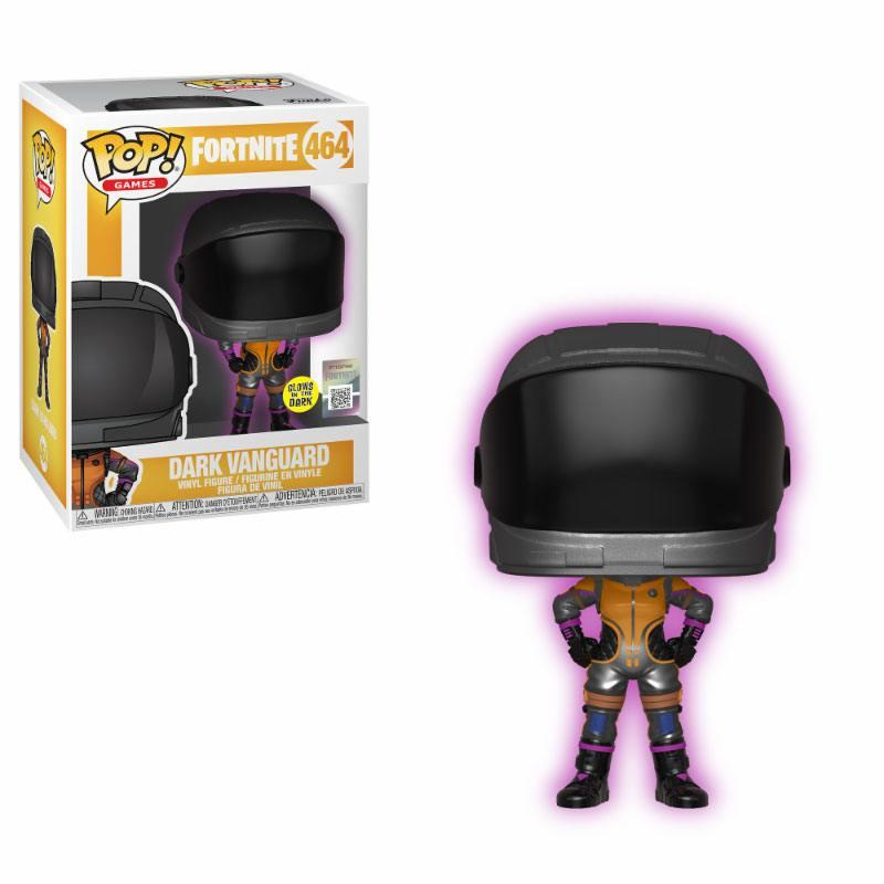 Fortnite POP! Games Vinyl Figure Dark Vanguard GITD