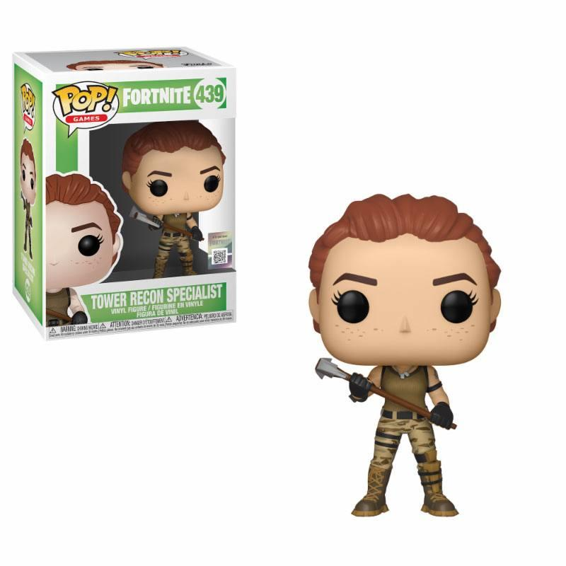 Fortnite POP! Games Vinyl Figure Tower Recon Specialist