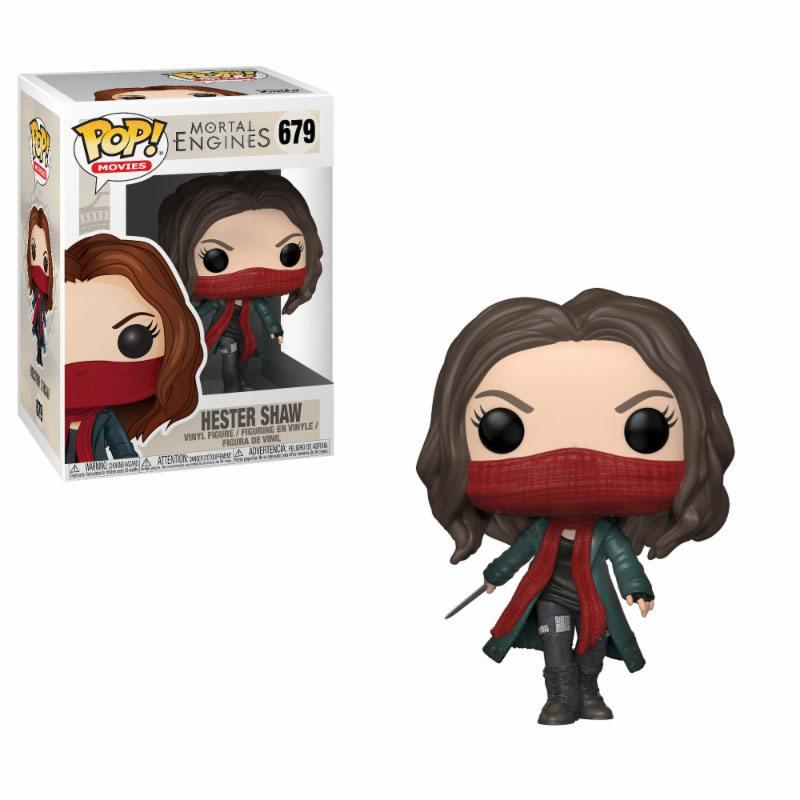 Mortal Engines POP! Movies Vinyl Figure Hester Shaw