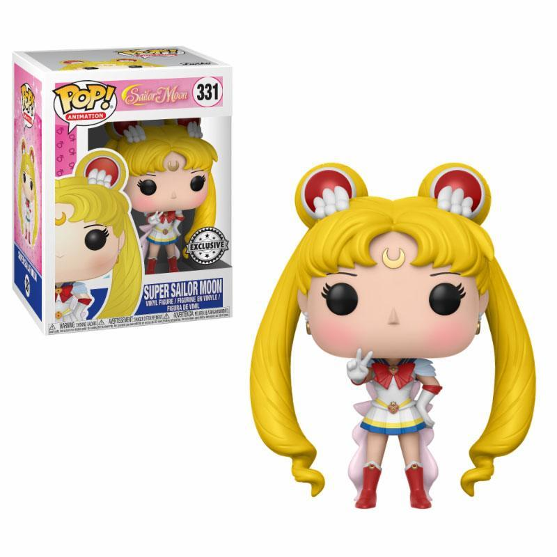 Sailor Moon POP! Animation Vinyl Figure Sailor Moon Crisis Outfit