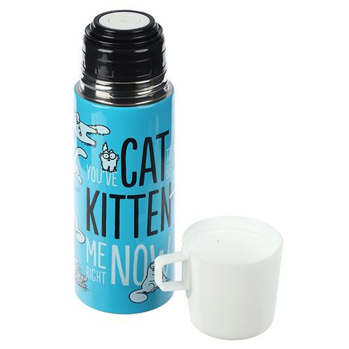 Simon's Cat Kitten Flask