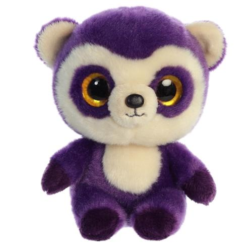 Ricky Spectacled Bear Plush Toy