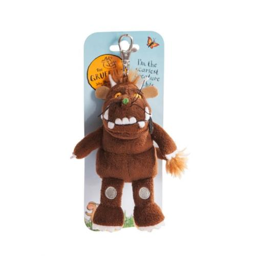 The Gruffalo Plush Backpack Clip