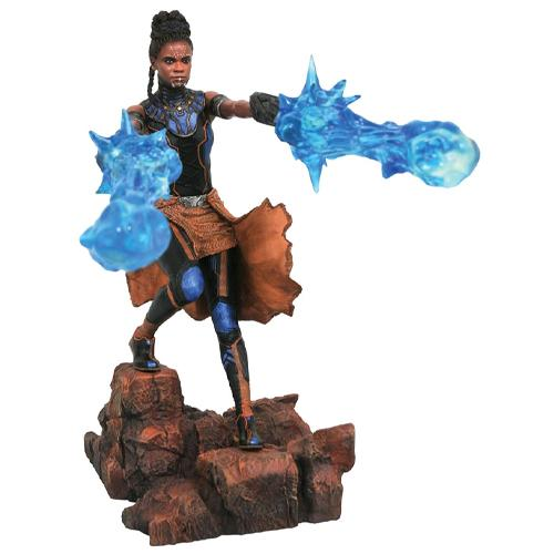 Shuri PVC Marvel Gallery Statue Black Panther