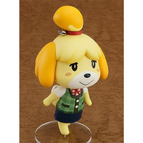 Shizue Isabelle Nendoroid Action Figure Animal Crossing New Leaf