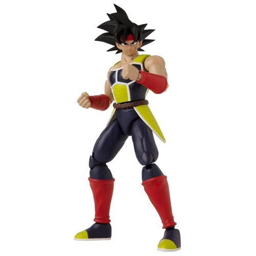 Bardock Dragon Stars Action Figure Dragon Ball Super